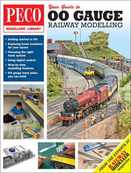 Your Guide to 00 Gauge Railway Modelling