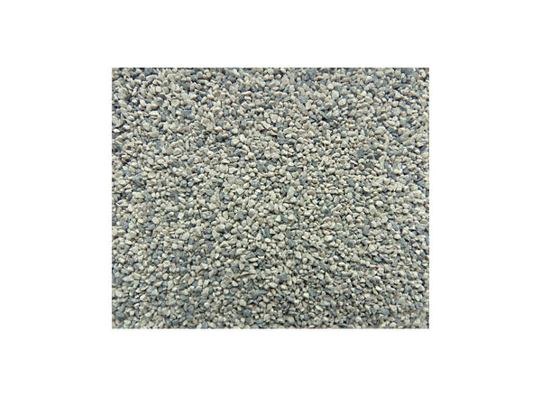 P-Way Ballast, Grey Stone, Medium Grade, Weathered