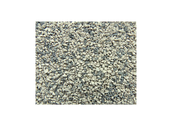 P-Way Ballast, Grey Stone, Coarse Grade, Weathered