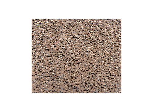 P-Way Ballast, Brown Stone, Coarse Grade, Clean