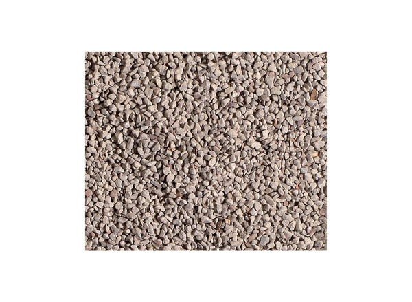 P-Way Ballast, Brown Stone, Coarse Grade, Weathered