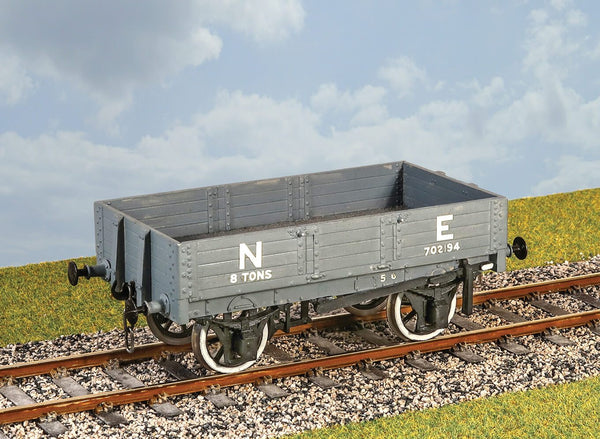 LNER 4 Plank Open Goods Wagon