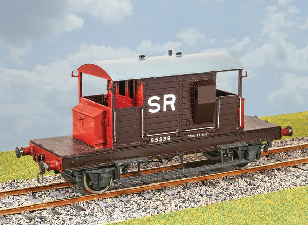 SR 25ton Goods Brake Van