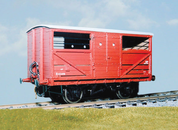 LNER Cattle Wagon -Vac Brake Fitted
