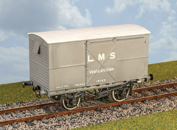 LMS Ventilated Van Steel Body