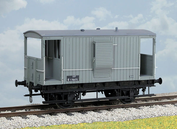 LNER 20ton Goods Brake Van 'Toad B 34'