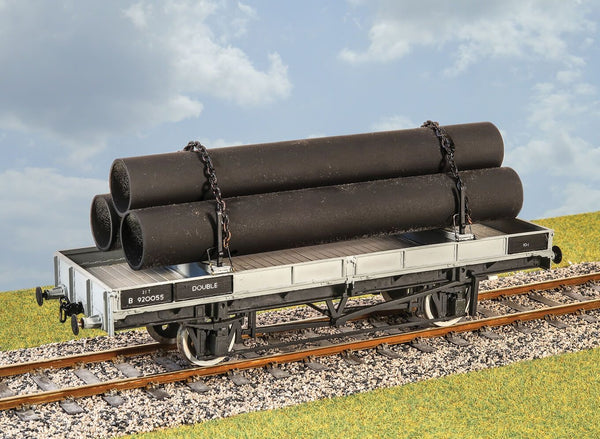 LNER/LMS/BR 21ton Double Bolster Wagon