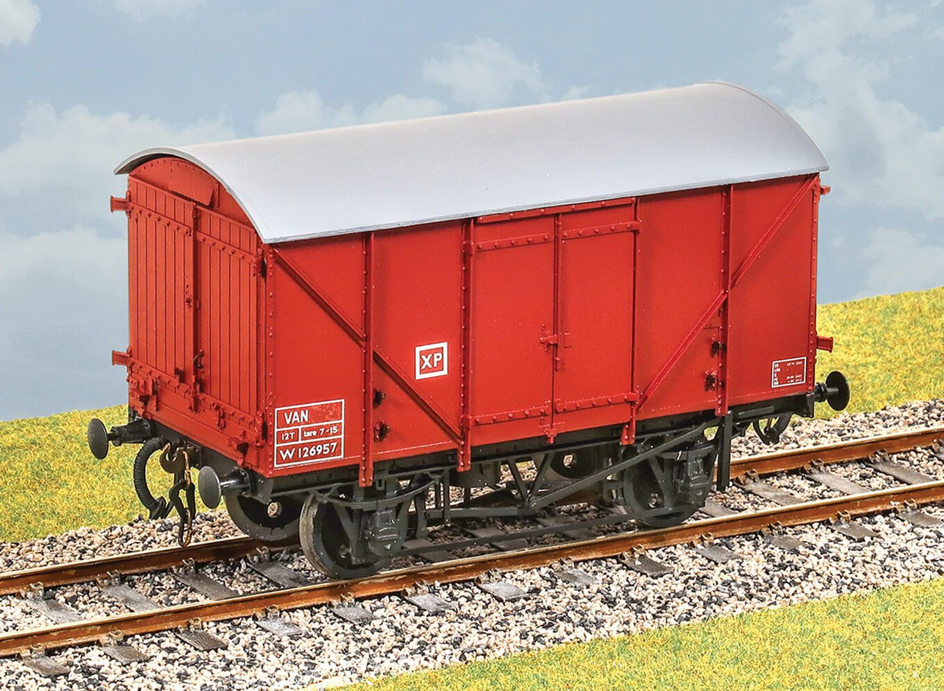 Parkside Models PS35 GWR Mogo Motor Car Van Kit O Gauge