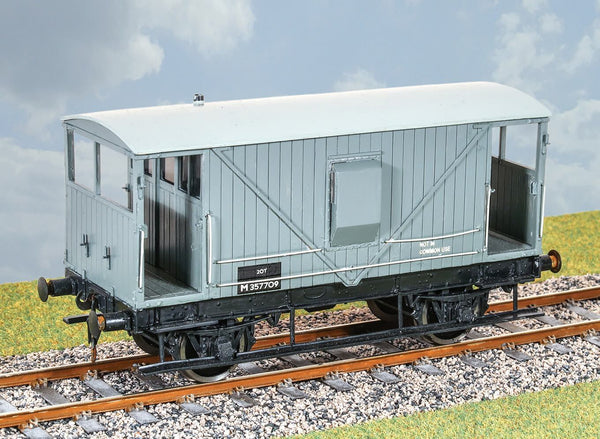 LMS 20ton Goods Brake Van