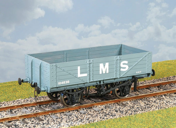 LMS 12ton Open Goods Wagon