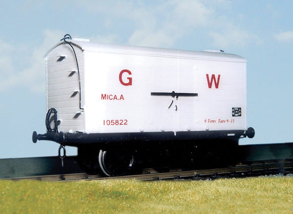 GWR Mica Insulated Van