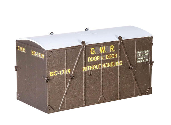 GWR/BR 'B' Container