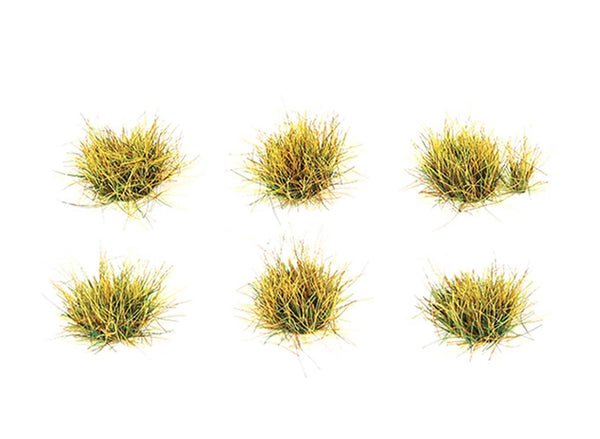 PECO Model Trains | 10mm Self Adhesive Spring Grass Tufts