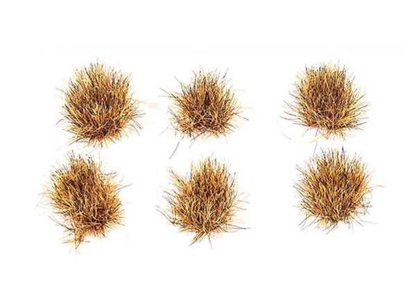10mm Self Adhesive Patchy Grass Tufts