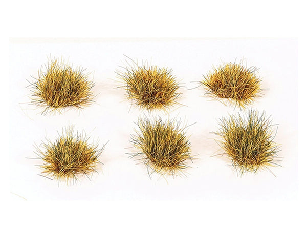 PECO Model Trains | 10mm Self Adhesive Wild Meadow Grass Tufts