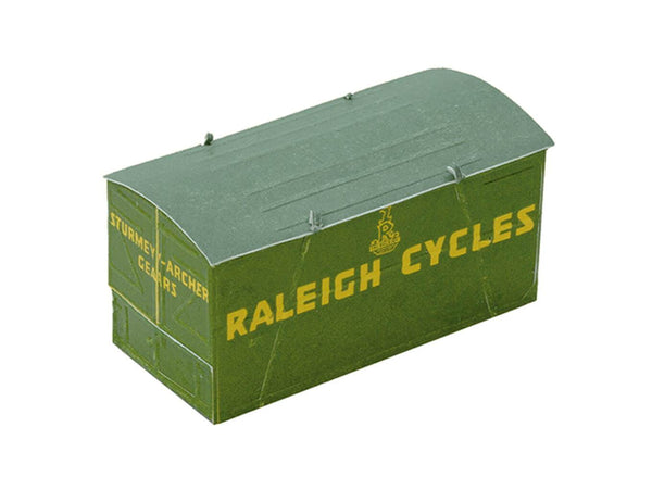 Raleigh Cycles Container