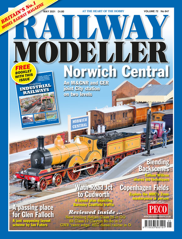 RAILWAY MODELLER May 2021 Vol.72 No.847