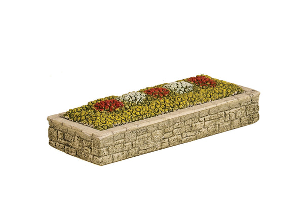 Rectangular Prize Flower Bed