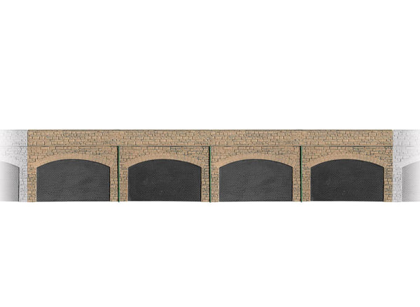 Stone Type Retaining Arches