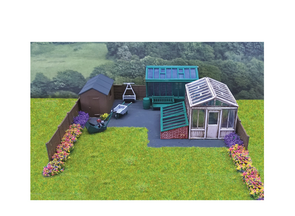 Garden Buildings and Accessories