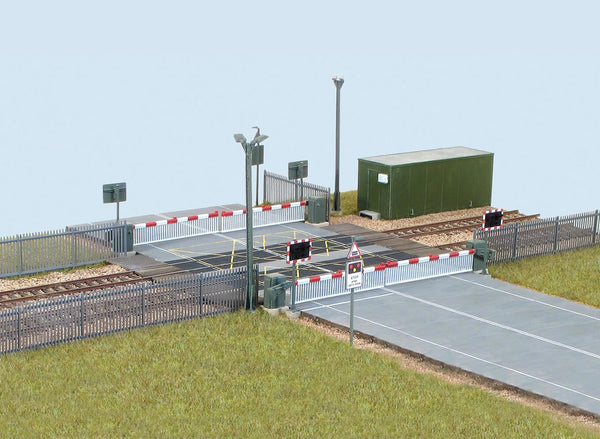 Modern Level Crossing
