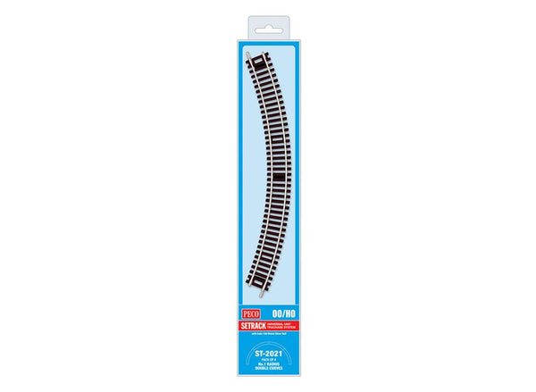 Double Curve, 1st Radius (Pack of 4)