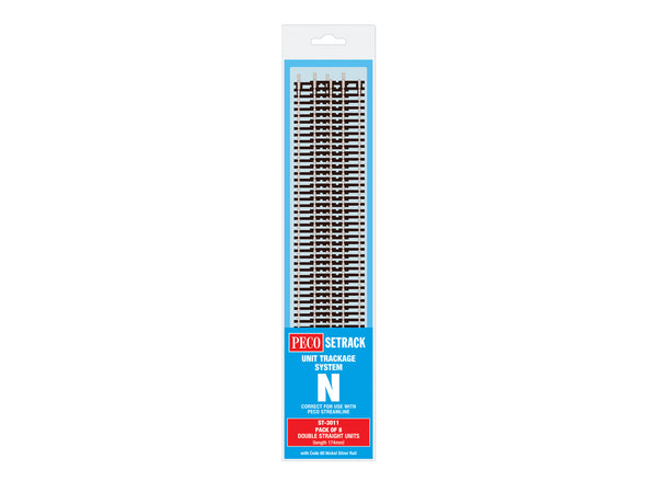 Double Straight (Pack of 8)