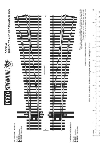 SL-8361 / SL-E8361 Plan Sheet