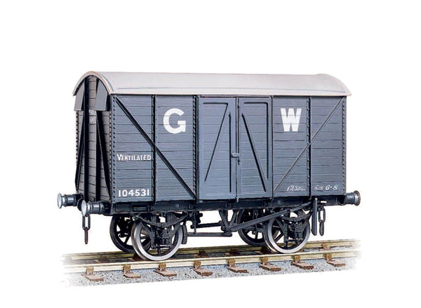 GWR 10ton Ventilated Box Van
