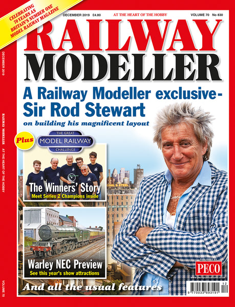 Railway Modeller December issue.
