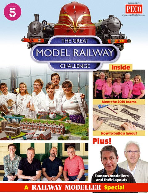 The Great Model Railway Challenge