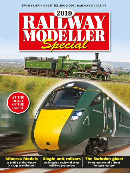 Railway Modeller Special 2019 - PRE -ORDER NOW! Out on 1st November