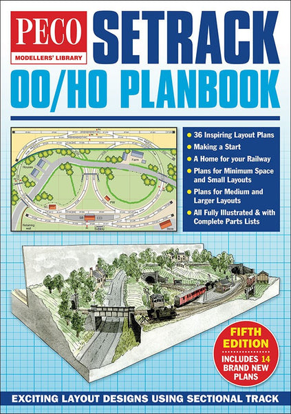 OO/HO Setrack Planbook