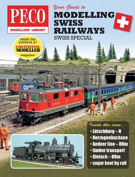 Your Guide to Modelling Swiss Railways