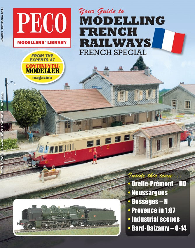 Your Guide to Modelling French Railways