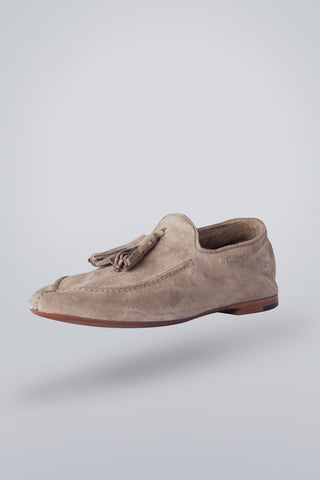 Rocco P Slipper Tassel Shoe