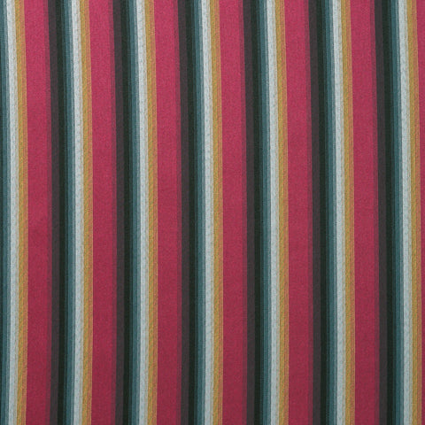 Heritage Stripe-Pride Upholstery Fabric
