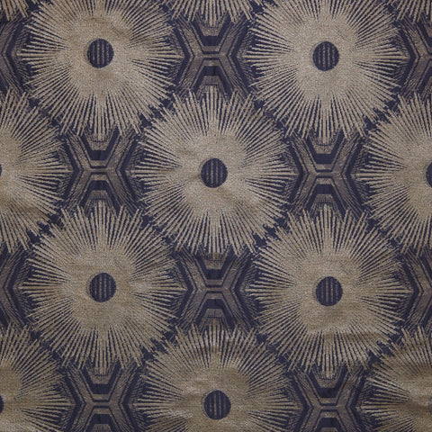 Moonshine-Dark & Stormy Drapery Fabric