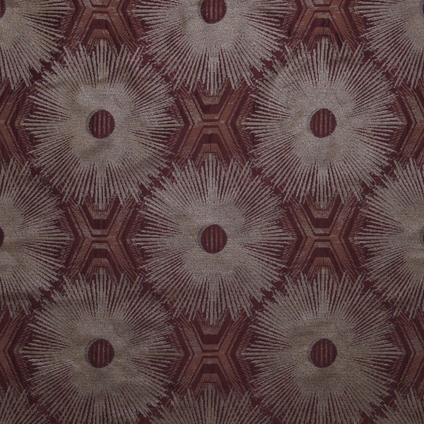 Moonshine-Gangster Grappa Drapery Fabric