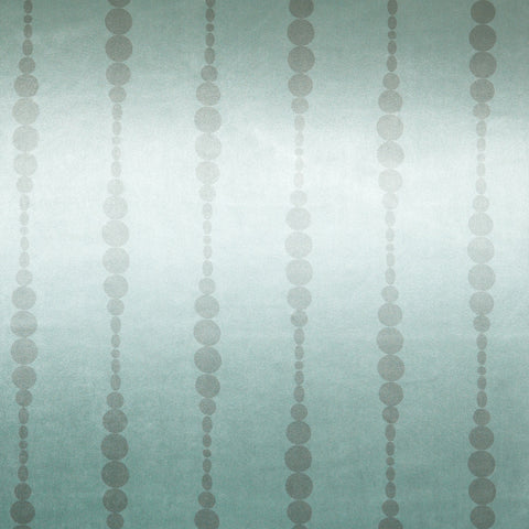 Bubbly-Mint Fizz Drapery Fabric