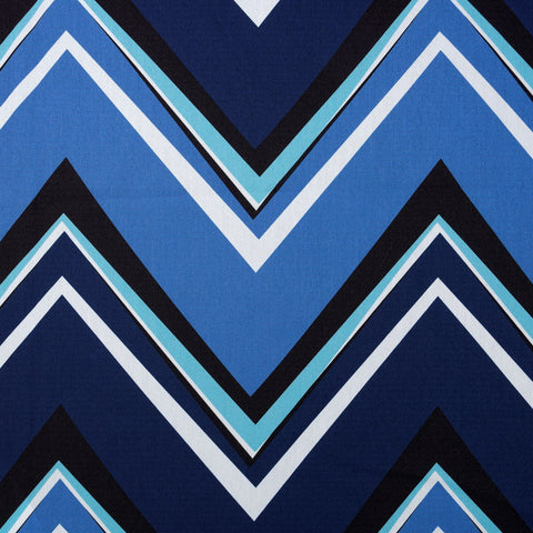 Explorer-Balboa Blue Drapery & Bedding Fabric
