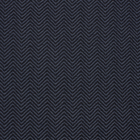 Palette-Blue Black Upholstery Fabric