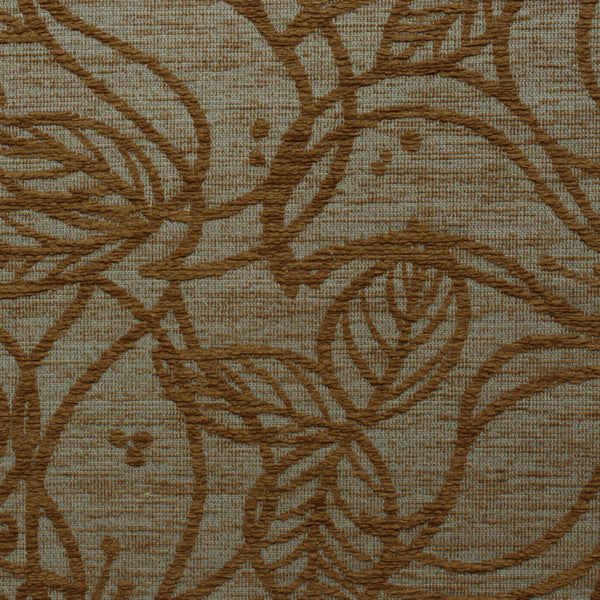 Flower Patch-Norwegian Wood Upholstery Fabric