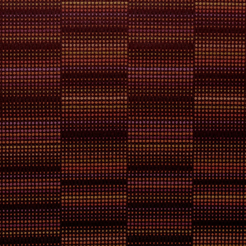 Lindy-Magenta Maple Upholstery Fabric