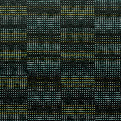 Lindy-Teal Gingko Upholstery Fabric