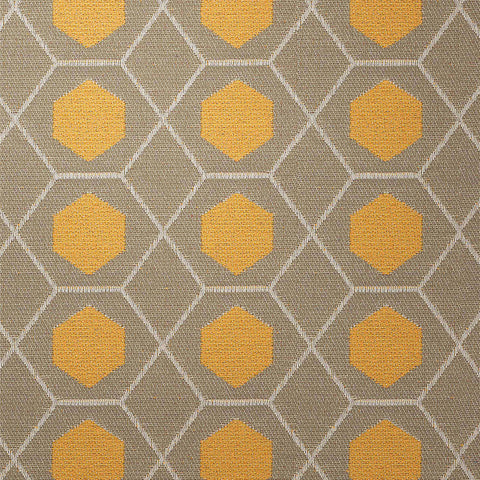 Geometry-Honeycomb Upholstery Fabric