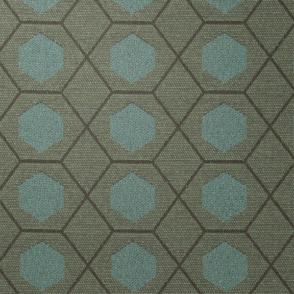 Geometry-Sagebrush Upholstery Fabric