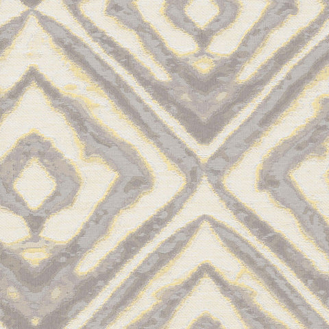 Hypnotic-Crystal Moonlight Drapery Fabric