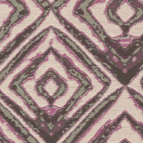 Hypnotic-Garnet Drapery Fabric