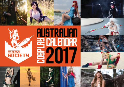 2017 Australian Pop Culture Guide - Digital Edition Only